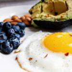 dieet met ei